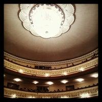 Photo taken at Драматический театр by Александра А. on 1/25/2013