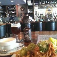 Photo taken at Northdown Café and Taproom by Brian B. on 7/12/2013