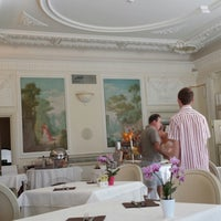 Photo taken at Hotel de Paris by Sabrina S. on 7/15/2014