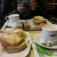 Photo taken at Doutor Coffee by Den S. on 3/25/2017