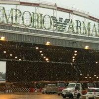 Photo taken at Milan Linate Airport (LIN) by SUPERDAGO65 on 2/21/2013