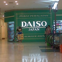Photo taken at Daiso by Nazrin S. on 3/12/2013