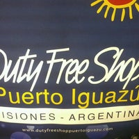 Photo taken at Duty Free Shop by Leandro M. on 7/6/2013