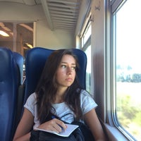 Photo taken at Stazione Vada by Эдик Д. on 9/5/2017
