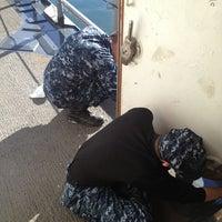 Photo taken at USS Princeton (CG-59) by Jesse B. on 12/20/2012