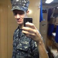 Photo taken at USS Princeton (CG-59) by Jesse B. on 12/10/2012