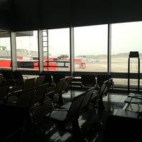 Photo taken at Murtala Muhammed International Airport (LOS) by pear on 2/5/2013