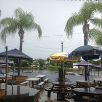 Photo taken at Rick's on the River by Salisha O. on 6/29/2013
