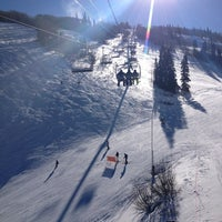 Photo taken at Park City by Carly L. on 12/25/2012