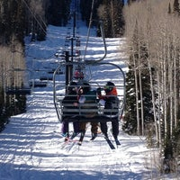Photo taken at Park City by Carly L. on 12/21/2012