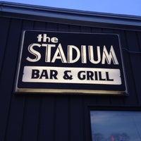 Photo taken at Stadium Bar & Grill by Kerri L. on 2/25/2016