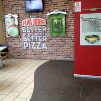 4/17/2013 tarihinde Ferhat B.ziyaretçi tarafından Papa John's Pizza'de çekilen fotoğraf