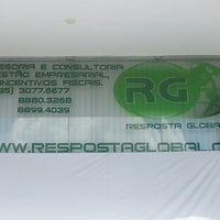 Photo taken at RG - Resposta Global Assessoria by Tiago M. on 12/15/2012