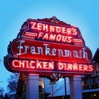 Photo taken at Zehnder's of Frankenmuth by Essam A. on 4/28/2013