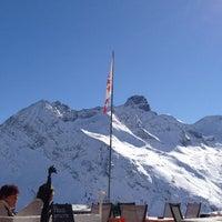 Das Foto wurde bei Bergrestaurant Hannig von MarkLindt am 2/16/2013 aufgenommen