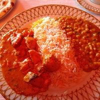 Photo taken at Restaurant Bombay by MarkLindt on 4/16/2014