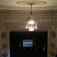 Photo taken at Wilbur Theatre by Miles M. on 1/16/2013