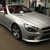 Photo taken at Mercedes-Benz Antwerpen by Alain L. on 3/7/2013