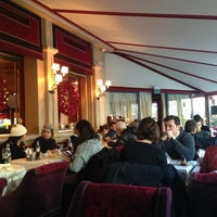 Photo taken at Le Fouquet's by Alain L. on 1/1/2013