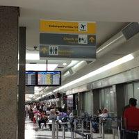 Photo taken at Campo Grande International Airport (CGR) by Cláudio Norikazu U. on 5/1/2013