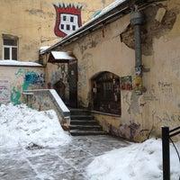Photo taken at Baza Record Shop by Swjatoslaw J. on 12/25/2012