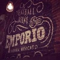 2/7/2014에 Eric A.님이 Emporio A Meatball Joint에서 찍은 사진