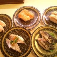 Photo taken at はま寿司 松江本郷店 by グリ on 12/11/2012