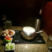 Photo taken at The Melting Pot by Anna D. on 6/19/2016