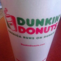 Photo taken at Dunkin Donuts by Hilary T. on 1/2/2013