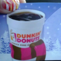 Photo taken at Dunkin Donuts by Hilary T. on 12/23/2012