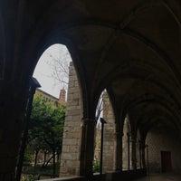 Das Foto wurde bei Jardins de Rubió i Lluch von Tainah A. am 4/13/2018 aufgenommen