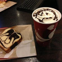 Photo taken at Starbucks by Lyra on 12/15/2012