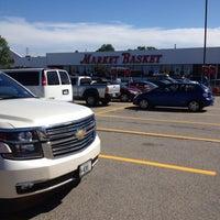Photo taken at Market Basket by Aaron S. on 7/5/2014