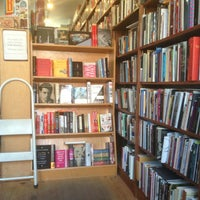 Photo taken at Unnameable Books by Eddy on 3/3/2013