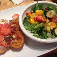 Photo taken at Mia Za's Café by H on 9/23/2013