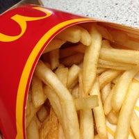 Photo taken at McDonald's by Aurélie P. on 12/12/2012