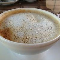Photo taken at Cafe Melba by Javier C. on 2/23/2013