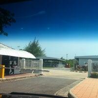 Photo taken at PTTEP Petroleum Development Support Base by karn Zaa K. on 3/8/2013