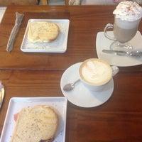 Photo taken at Santidade Café by Natasha on 8/24/2015