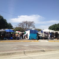 Foto tomada en Tianguis Cultural Agua Azul por Boro F. el 12/22/2012