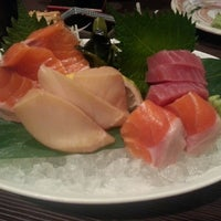 Photo taken at Mikan Japanese Cuisine by Cheryl P. on 6/1/2013