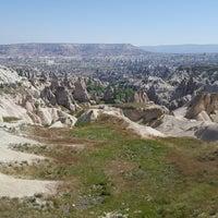 4/29/2018 tarihinde Gkhnziyaretçi tarafından Kapadokya Panorama Teras Kafe'de çekilen fotoğraf