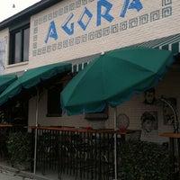 Photo taken at Agora by Daniel L. on 12/29/2012