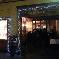 Foto scattata a Il Teatro del Sale da Daniel W. il 12/28/2012