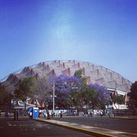 Photo taken at Palacio de los Deportes by Carmen S. on 3/7/2013