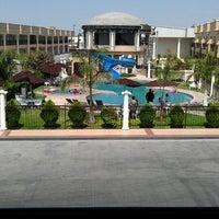 Photo taken at Hotel San Angel by Edu M. on 7/3/2013