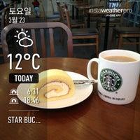 Photo taken at Starbucks by Isabel on 3/23/2013