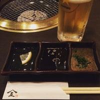 Photo taken at 焼肉工房 山五 成城店 by Masakiyo T. on 5/25/2015