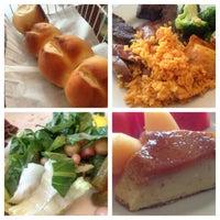 Photo taken at Pampas Cafe by Noks S. on 1/13/2013