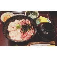 Photo taken at Doraya 定食 by Lillian L. on 7/5/2013